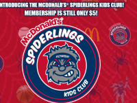 McDonald's Spiderlings Kids Club Deal