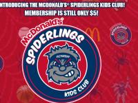 McDonald's Spiderlings Kids Club Deal
