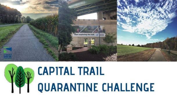 Capital Trail Quarantine Challenge