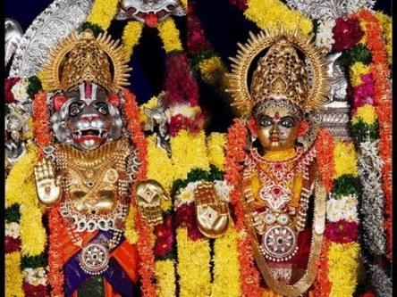 Yadagiri Lakshmi Narasimha Swamy History Timings Accommodations