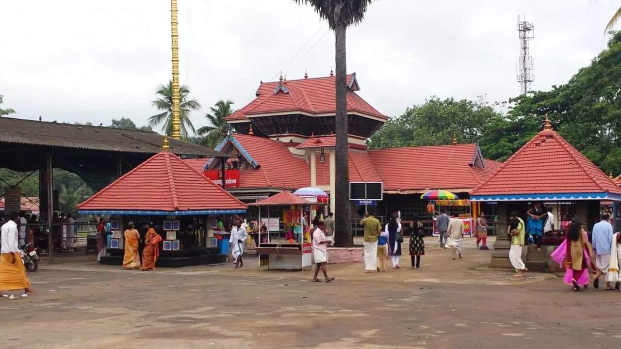 Chakkulathukavu Temple, Kerala