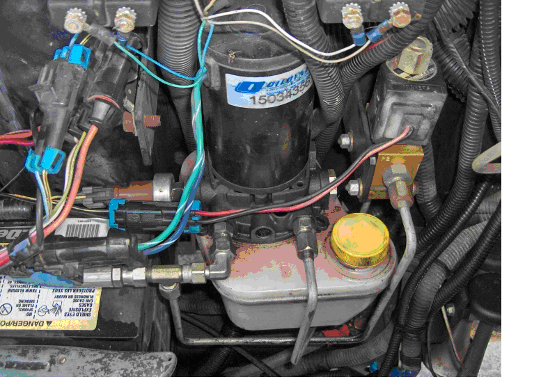 workhorse p32 wiring diagram 07 ford f150 radio here is a autopark system equiped with parker/oildyne pump. - this in version iii ...