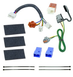 118525 tekonsha trailer wiring connector 4 way flat replacement for tow ready 118491 wiring tone connector trailer rv camper image may [ 1500 x 1500 Pixel ]