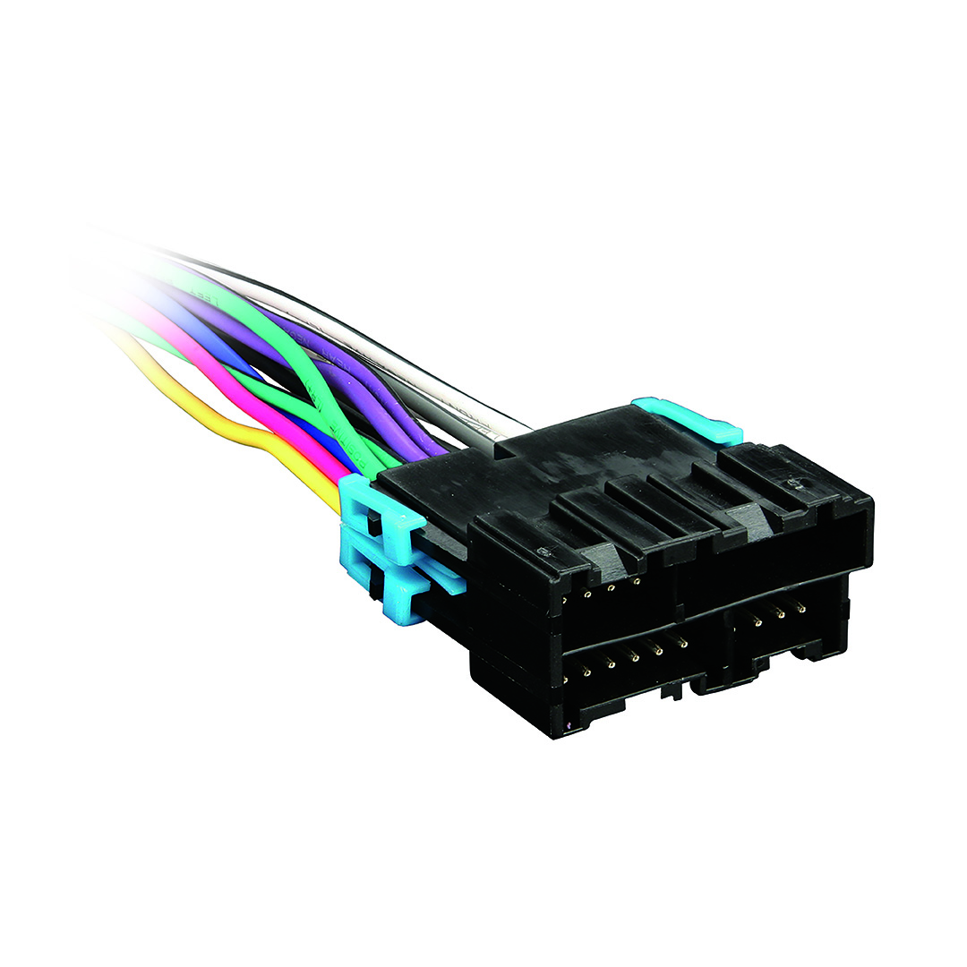 hight resolution of aw whgm2 metra electronics radio wiring harness for installing