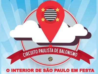 Competição Vem aí o Circuito Paulista de Balonismo 2016