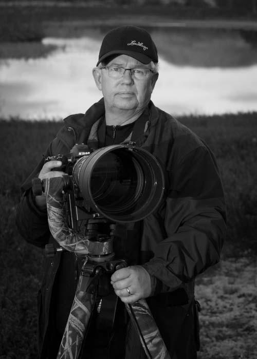 Naturfotograf Roger Vikström