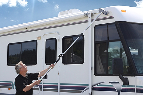 How To Clean Fiberglass (Without Ruining It) - RV By Life