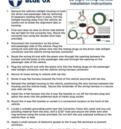 ez light wiring harness jeep cherokee installation instructions [ 1275 x 1650 Pixel ]