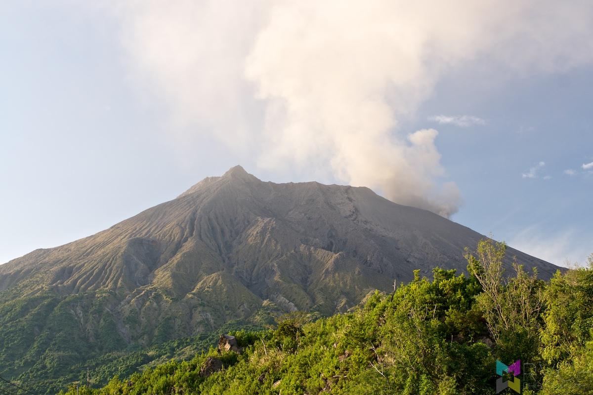 Day 60: Uki (Kumamoto) – Sakurajima (Kagoshima) 200km