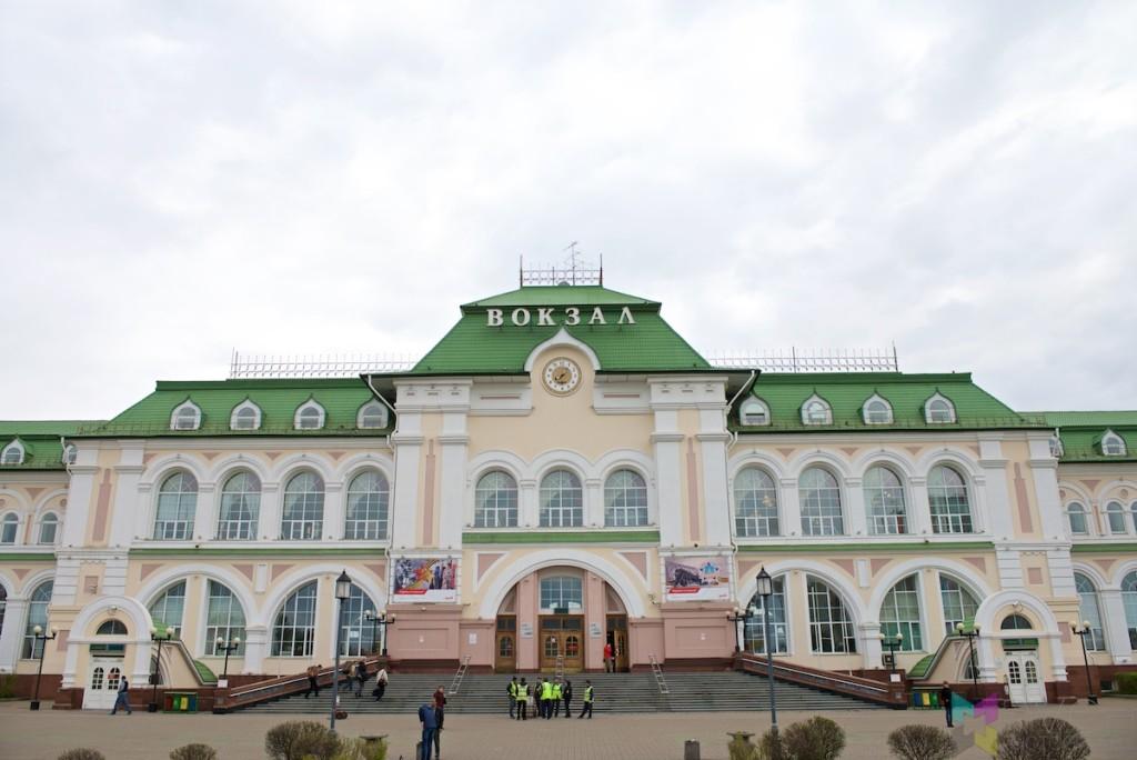 Khabarovsk Station