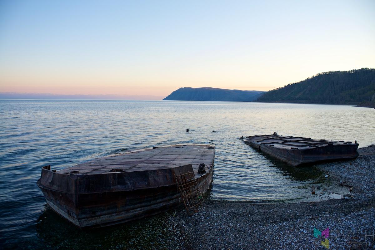 Port Baikal - Circum-Baikal Terminus