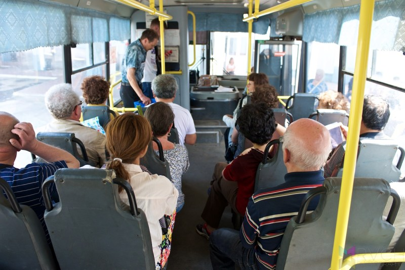 Bus to Suzdal