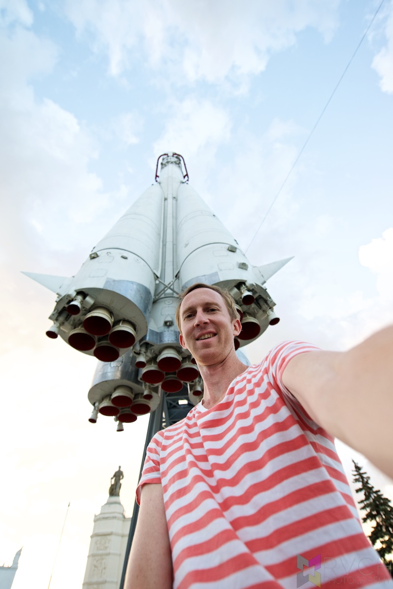 Moscow – Markets, Cosmonauts, and VDNKh Park