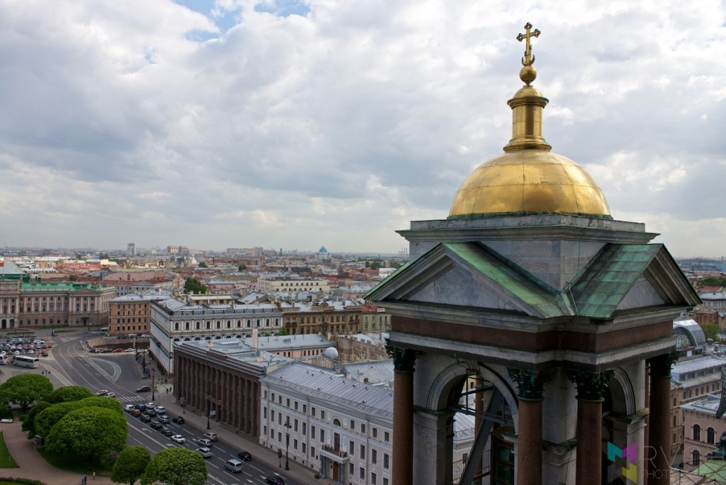 Saint Petersburg Imperial Saint Isaac Cathedral