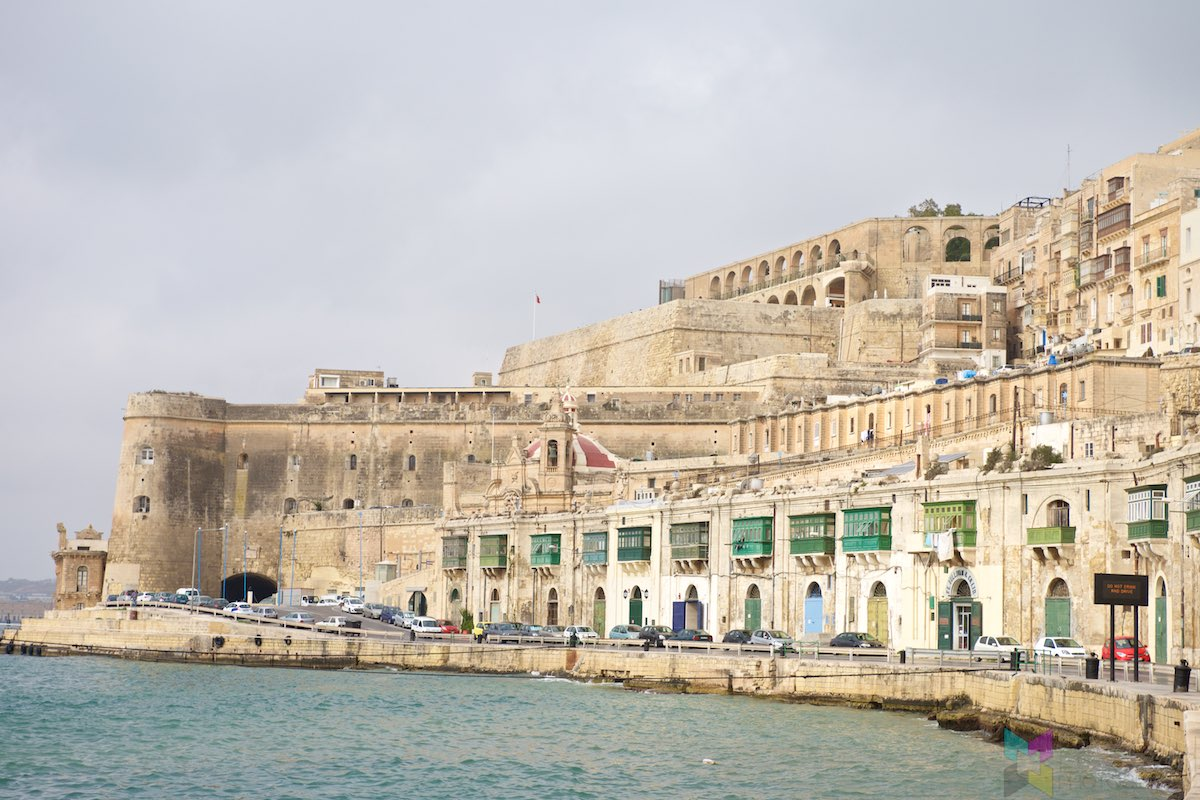 Malta – Day Two, Valetta and Surrounds