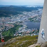 Bergen Ulriken Norway