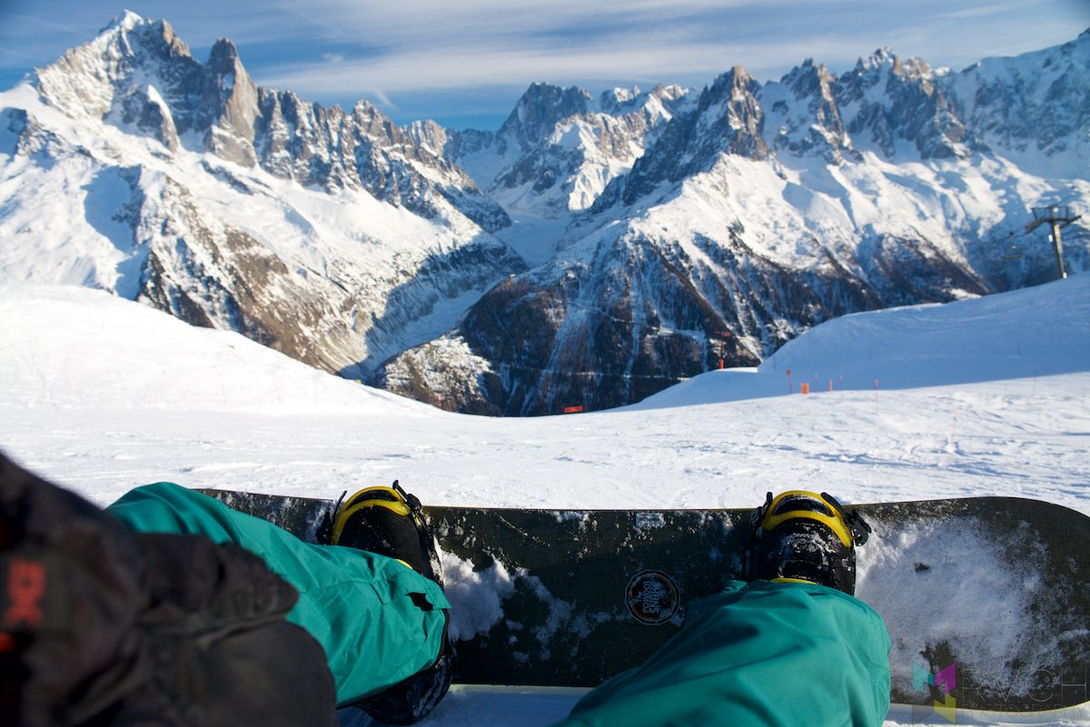 France Chamonix Winter Alps Trip Pt I Rvch Photography