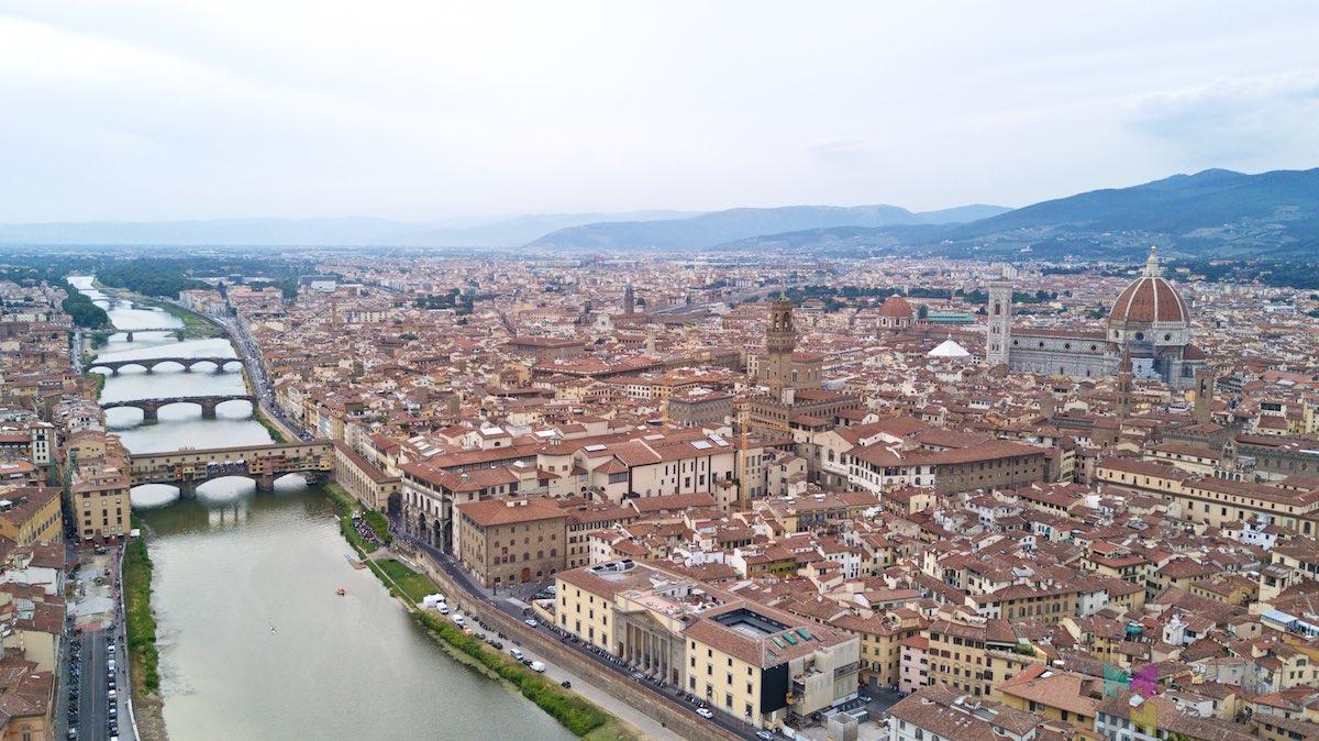 Euro Road Trip – Florence