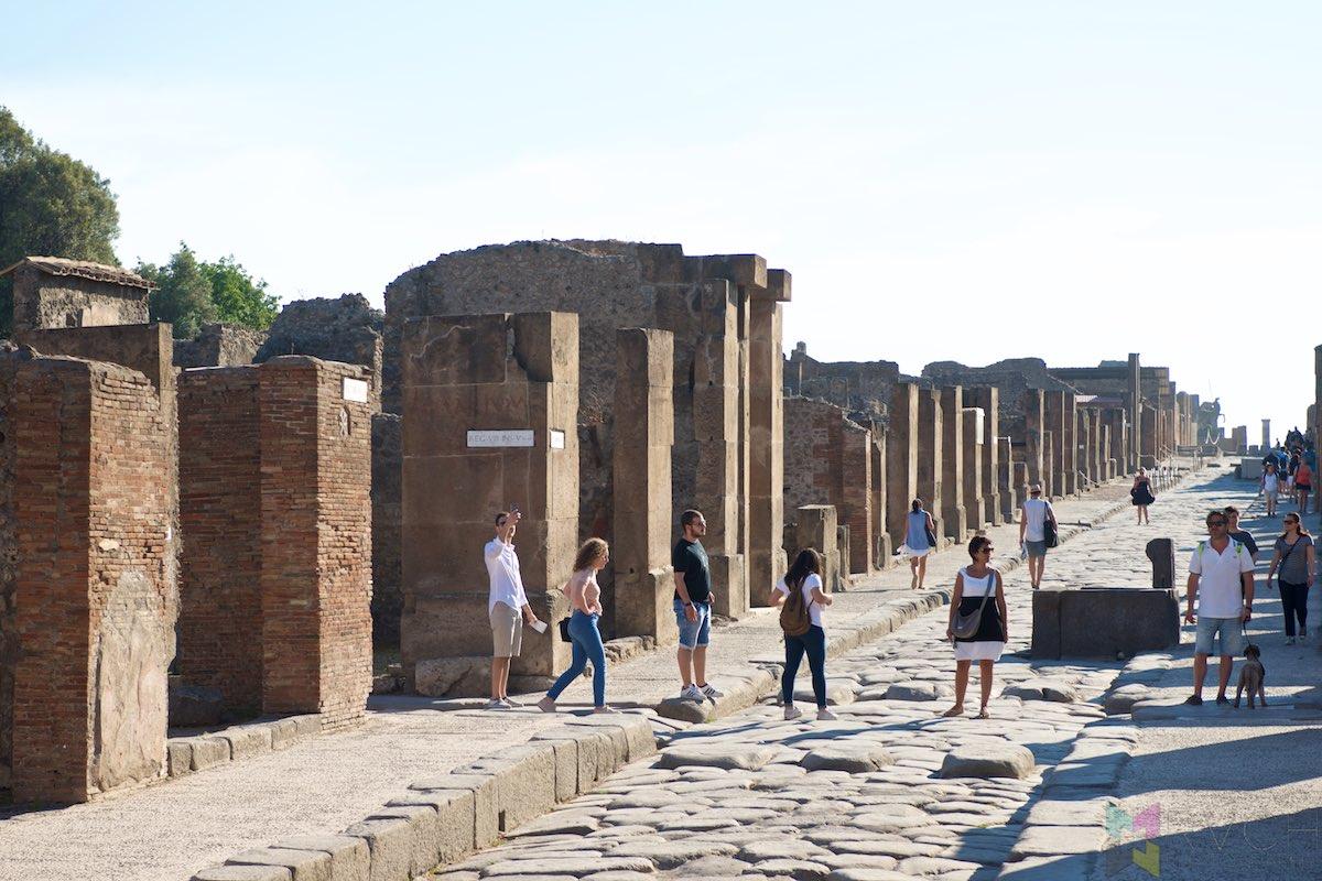 Euro Road Trip – Pompeii Ruins