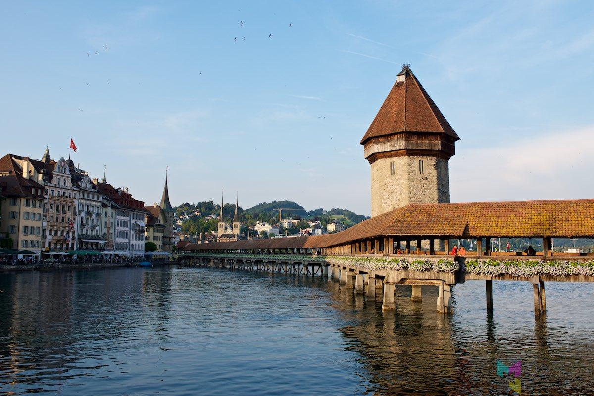 Euro Road Trip – Zurich and Lucerne