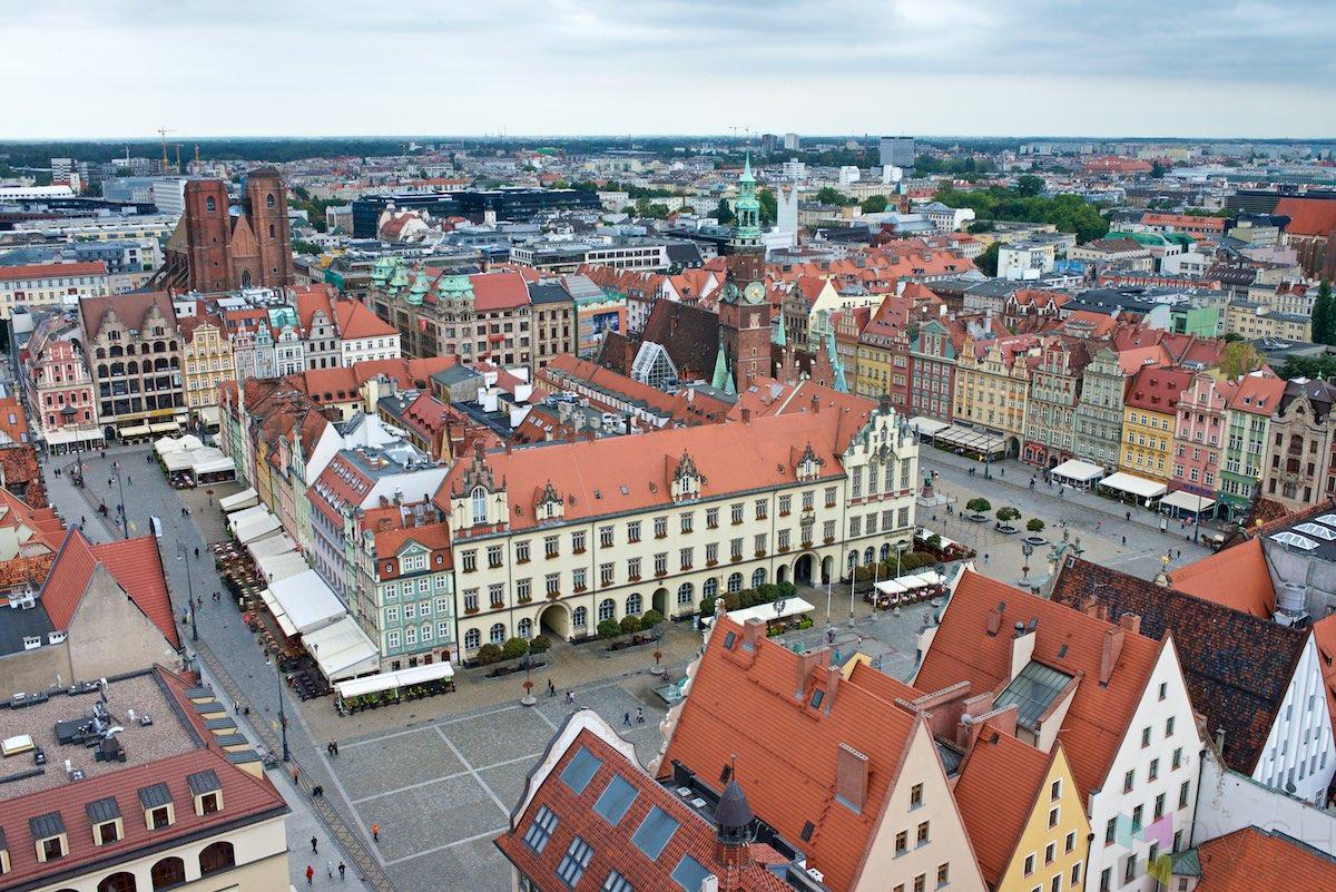 Euro Road Trip – Wroclaw