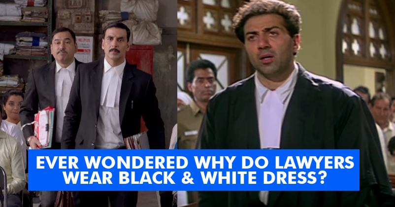The Black And White Mystery Decoded This Is Why Lawyers