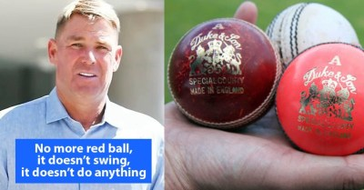 Shane Warne Warns About Using Pink vs Red Ball In Tests