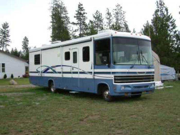 Recreational Vehicles Class A Motorhomes 1997 Gulf Stream