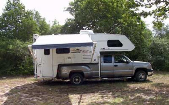 THIS ITEM HAS BEEN SOLDRecreational Vehicles Truck