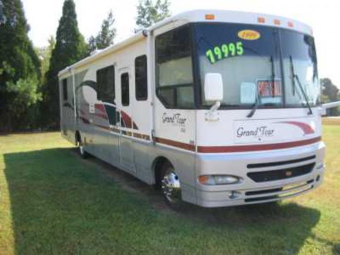 Grand Vectra Pics Motorhome Tour 1999