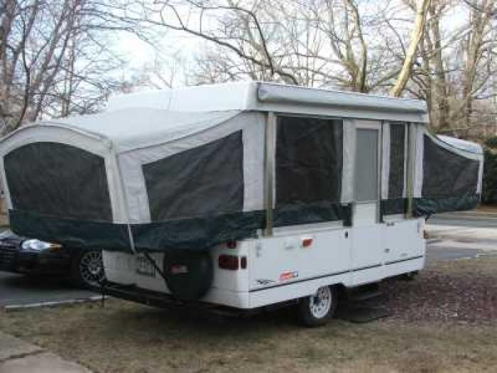 THIS ITEM HAS BEEN SOLDRecreational Vehicles Tent