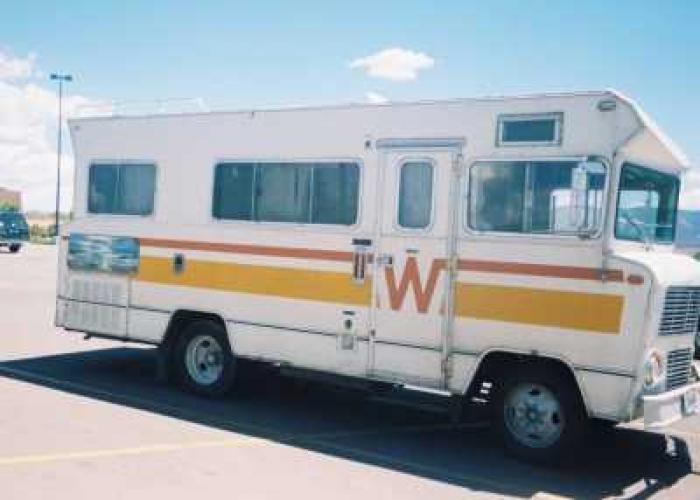 Old Small Travel Trailers