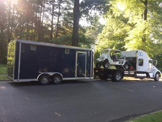 THIS ITEM HAS BEEN SOLDToters And Trucks 2000 Kenworth T 300 Located In Glen Rock New Jersey