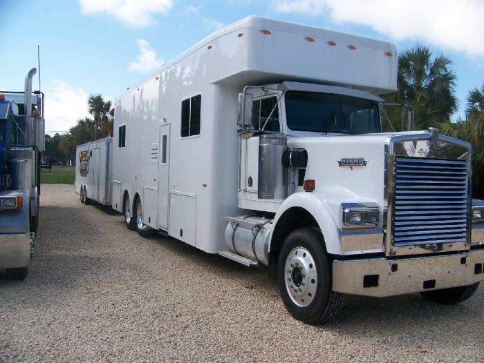 Toters And Trucks 2009 Conversion Located In Spanish Fort