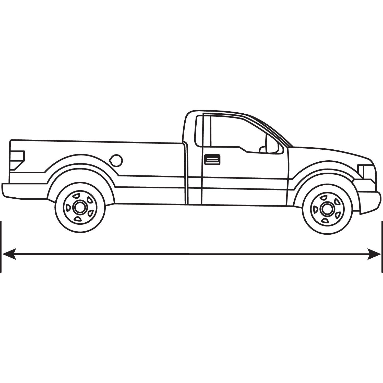 Polypro 1 Suv Pickup Cover