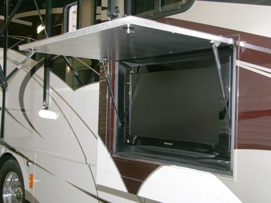 RVcruzercom  2009 Allegro Bus 43QRP Review