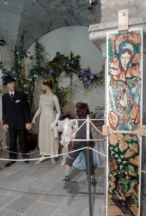 Mostra Museo Etnografico, tav.877