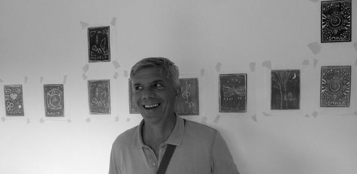 Musica e incisione laboratorio 2014, Italia.Tav. 68
