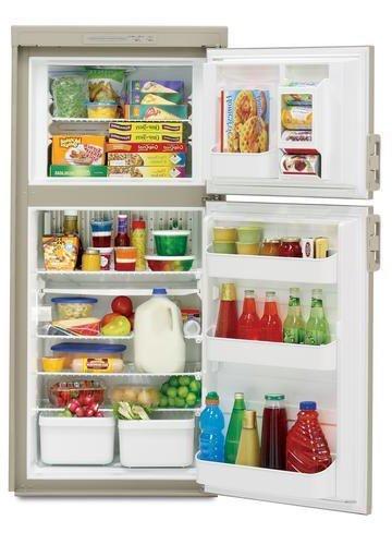 Dometic DM2652RB Americana Double Door RV Refrigerator – 2-Way, 6 Cu