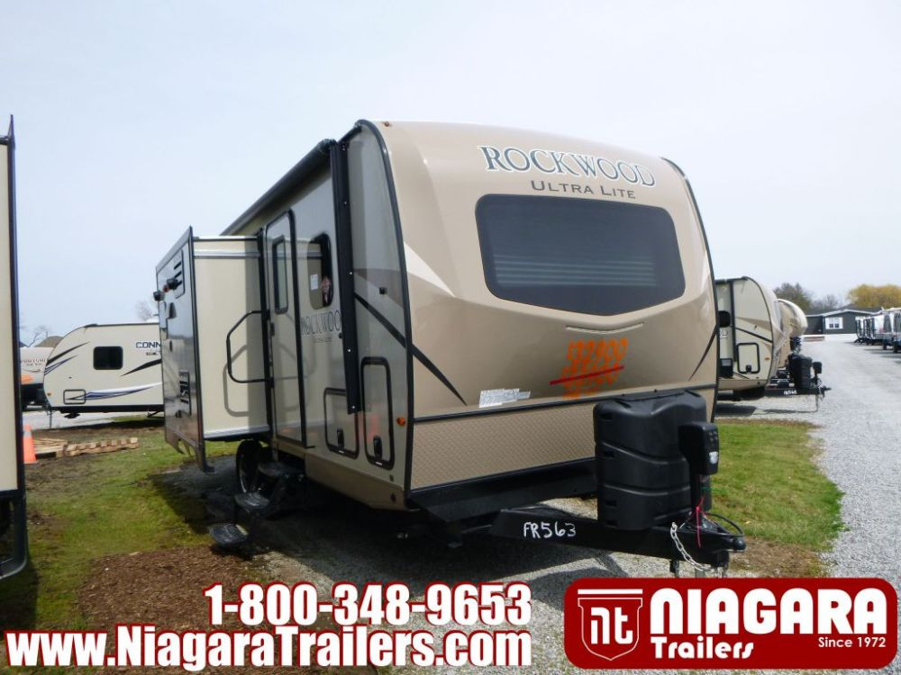 medium resolution of 2019 forest river rockwood ultra lite rlt2304ds picture 1