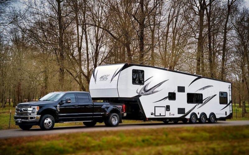 2 Bedroom Campers