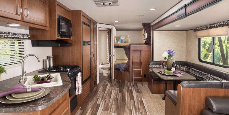 Top 5 Best Travel Trailers Under 3 000 Pounds