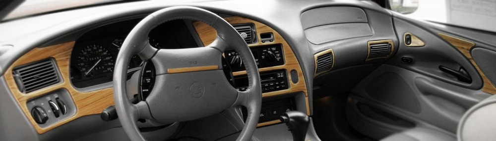 medium resolution of mercury cougar custom dash kits