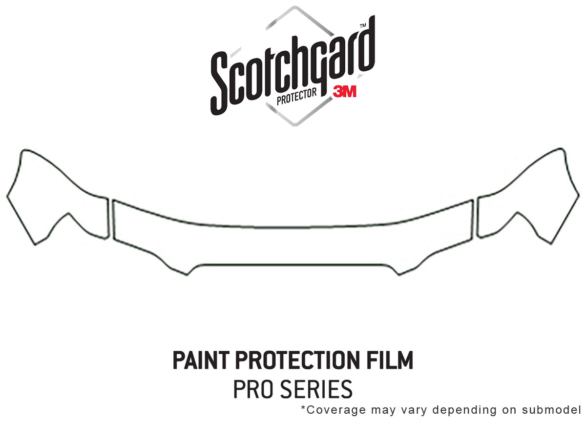 3M Pro Shield Paint Protection Kit for Nissan Pathfinder