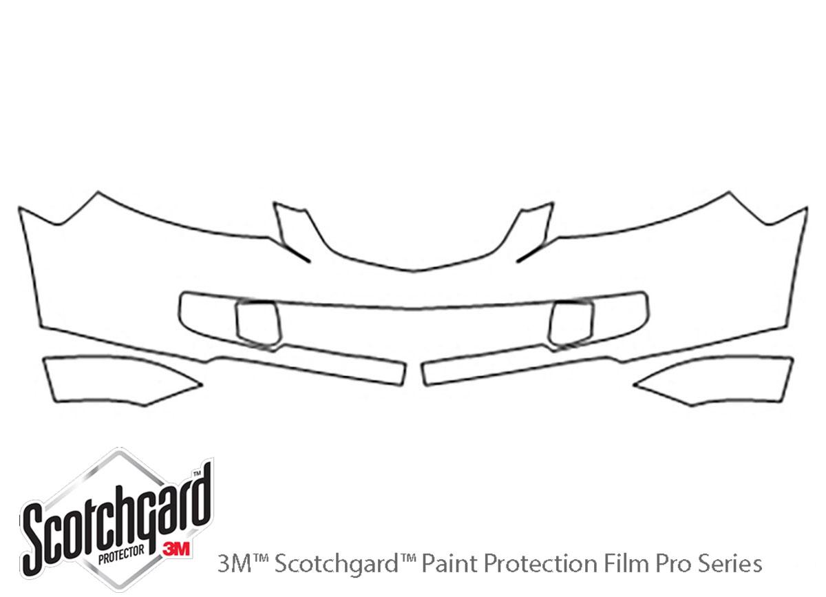 2005 Acura MDX Paint Protection Kits