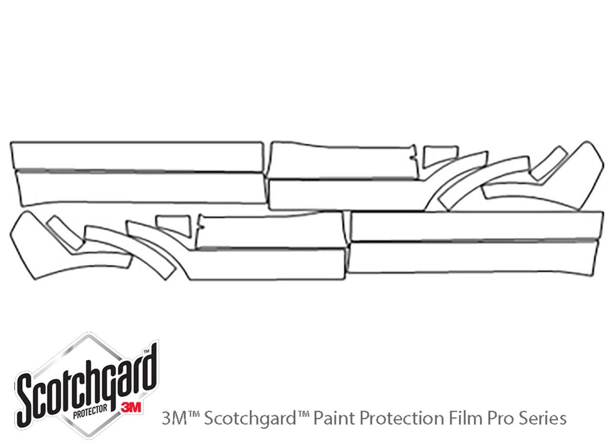 2010 Acura RDX Paint Protection Kits