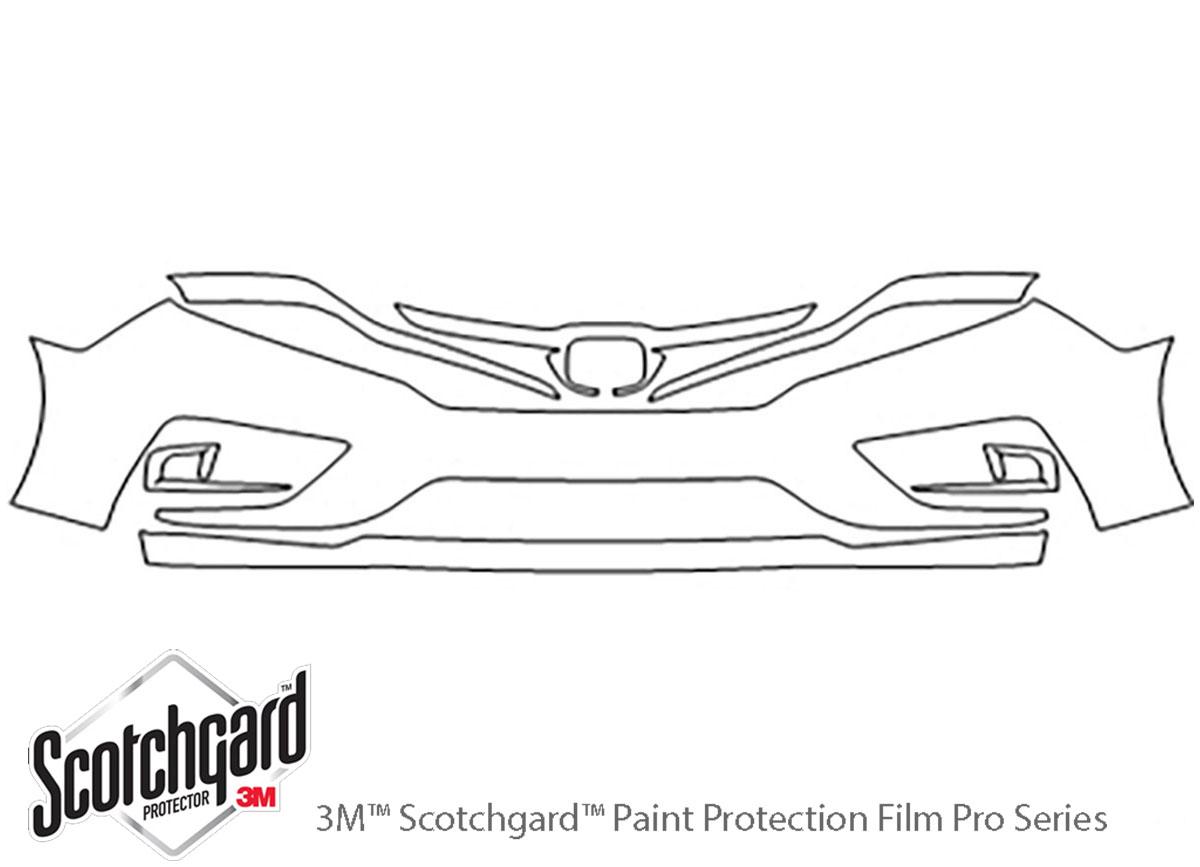 2020 Honda Odyssey Paint Protection Kits