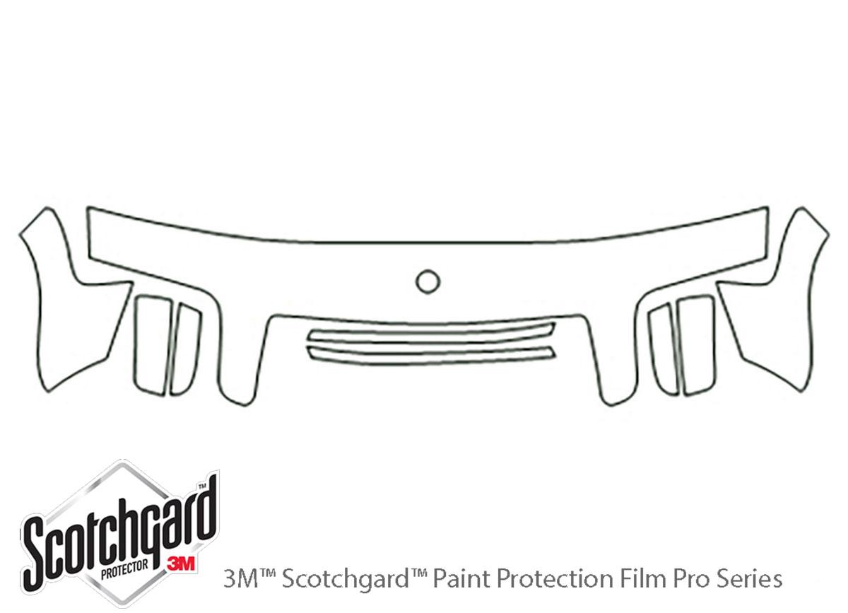Mercedes C Class Paint Protection Kits