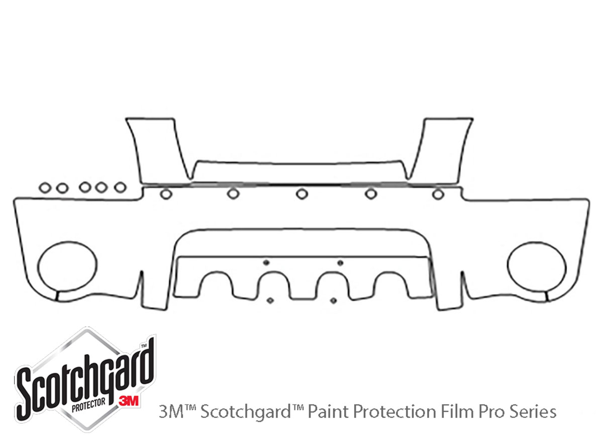 Nissan Frontier Paint Protection Kits
