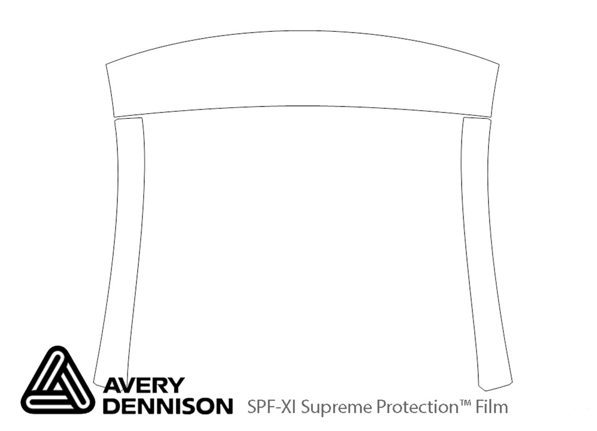 Pontiac Bonneville Paint Protection Kits